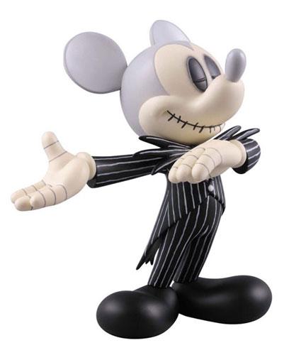 ウルトラディテールフィギュア No.148 ミッキーマウス(as ジャック・スケリントン)