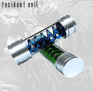 バイオハザード(RESIDENT EVIL) 1/1スケールレプリカ T-ウイルス&アンチウイルス Ver.2 単品[Hollywood Collectibles Group]《在庫切れ》