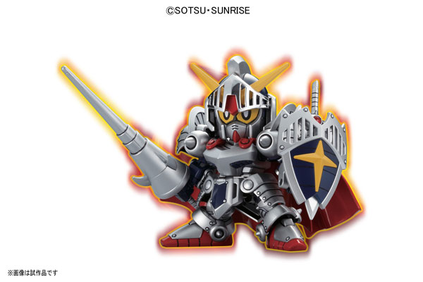 BB戦士 370 LEGEND BB 騎士ガンダム(ナイトガンダム) プラモデル(再販)[バンダイ]《在庫切れ》