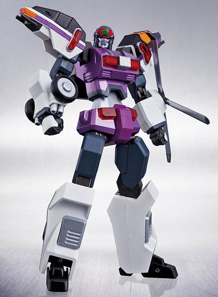 スーパーロボット超合金 ビッグボルフォッグ 『勇者王ガオガイガー』より[バンダイ]《在庫切れ》