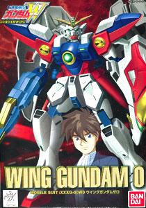 新機動戦記ガンダムW フィギュアVer. 1/144 ウィングガンダムゼロ プラモデル