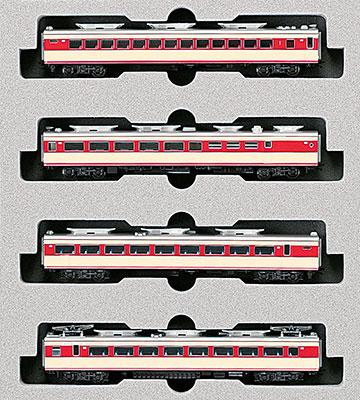 10-531 151系「こだま・つばめ」4両増結セット(再販)[KATO]《在庫切れ》