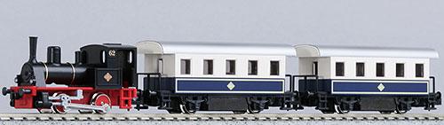 10-500-2 チビロコセット メルヘンの国のSL列車(再販)[KATO]《在庫切れ》