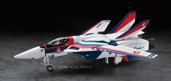 """超時空要塞マクロス 1/48 VF-1A バルキリー""""エンジェルバーズ"""" プラモデル(再販)[ハセガワ]《在庫切れ》"""