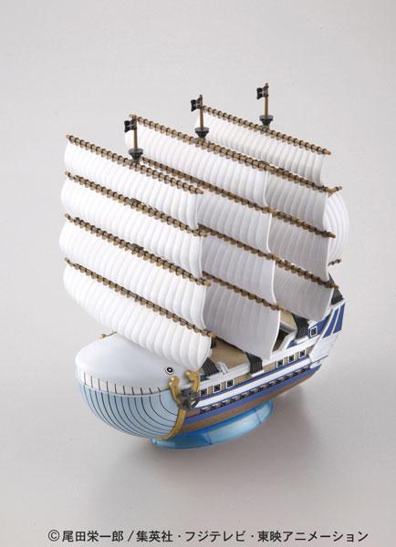 ワンピース 偉大なる船(グランドシップ)コレクション モビー・ディック号 プラモデル(再販)[バンダイ]《発売済・在庫品》