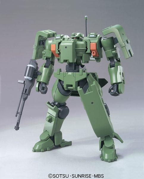 HG 機動戦士ガンダム00 1/144 ティエレン 地上型 プラモデル(再販)[バンダイ]《発売済・在庫品》