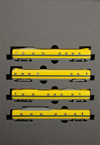 10-897 923形3000番台〈ドクターイエロー〉 4両増結セット(再販)[KATO]《発売済・在庫品》