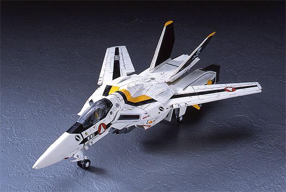 超時空要塞マクロス 1/72 VF-1A/J/S バルキリー プラモデル(再販)[ハセガワ]《在庫切れ》