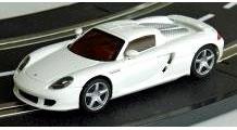 スロットカー Dslot43 スペアボディ 1/43 ポルシェ カレラ GT (ホワイト)[京商]《在庫切れ》
