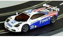スロットカー Dslot43 スペアボディ 1/43 マクラーレンF1 GTR BMW 1996 LM #39[京商]《在庫切れ》