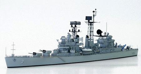 ミサイル巡洋艦