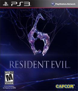 PS3 【アジア版】RESIDENT EVIL 6(バイオハザード6)[カプコン]《在庫切れ》