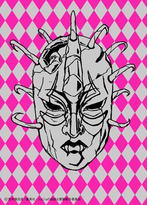 TVアニメ ジョジョの奇妙な冒険 カードスリーブ vol.2 石仮面 パック[ディ・モールト ベネ]《在庫切れ》