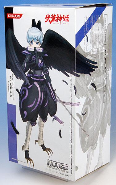 武装神姫 フブキ 黒き翼Ver. (コナミスタイル限定商品)