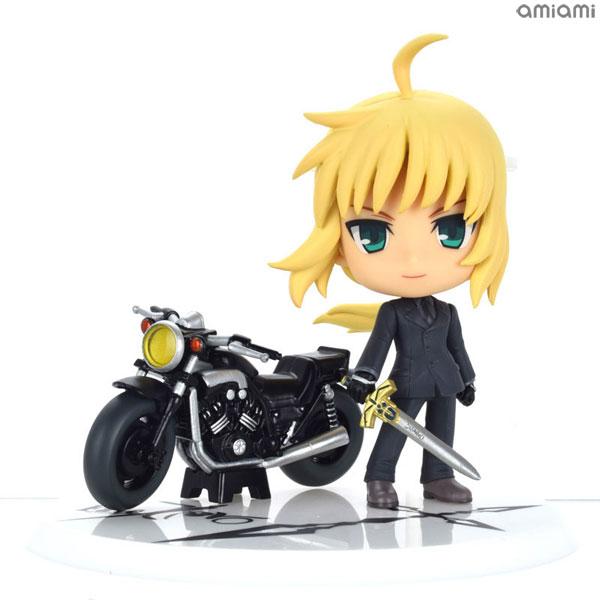一番くじ きゅんキャラわーるど Fate/Zero A賞 きゅんキャラ&でふぉめか セイバーセット (プライズ)