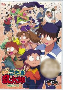 DVD TVアニメ「忍たま乱太郎」DVD 第19シリーズ 七の段[ジェネオン]《在庫切れ》