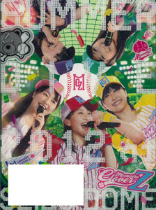 DVD ももいろクローバーZ / ももクロ夏のバカ騒ぎSummer Dive 2012 西武ドーム大会「平面革命」LIVE DVD-BOX  初回限定版[キングレコード]《在庫切れ》