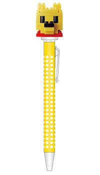 nanoblock(ナノブロック) ボールペン/プー[ビーエスエス]《在庫切れ》