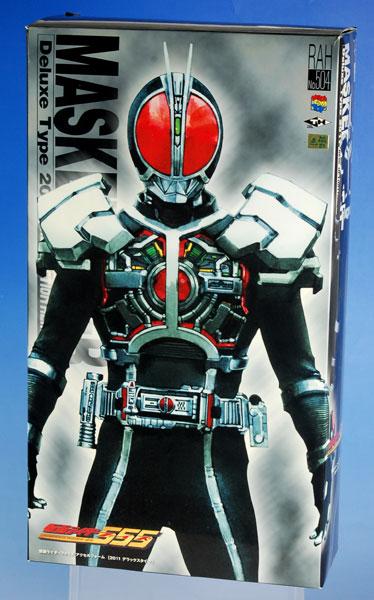 リアルアクションヒーローズ RAH-504 DX 仮面ライダーファイズ アクセルフォーム(RAH DX 仮面ライダーファイズ 初回購入特典商品)