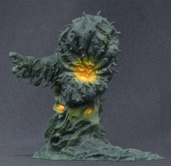 怪獣ミュージアム グリーンモンス 完成品フィギュア 『ウルトラマン』より[エクスプラス]《在庫切れ》