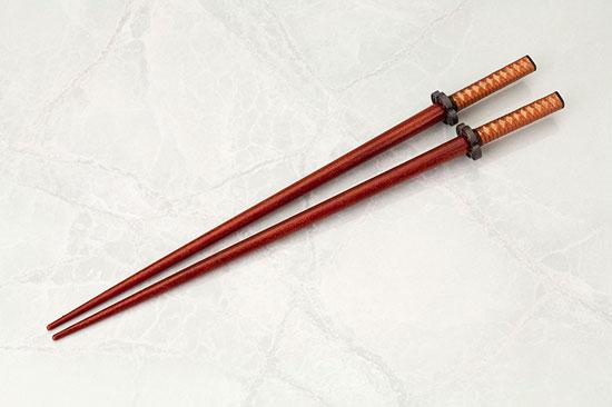 日本刀箸 徳川家康[コトブキヤ]《取り寄せ※暫定》