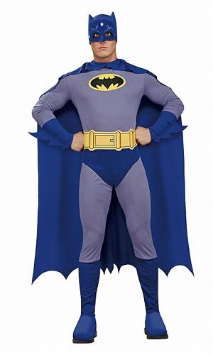 DCコミック/ アダルト クラシック バットマン L 889053L[ルービーズ]《在庫切れ》