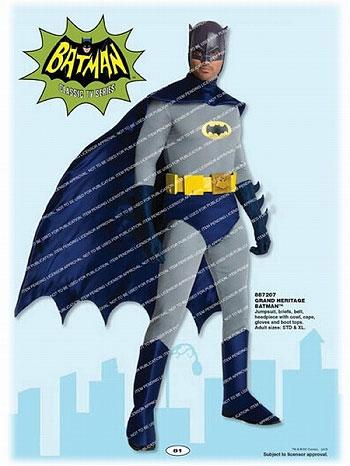 DC/ グランド ヘリテージ バットマン 887207 STD[ルービーズ]《在庫切れ》