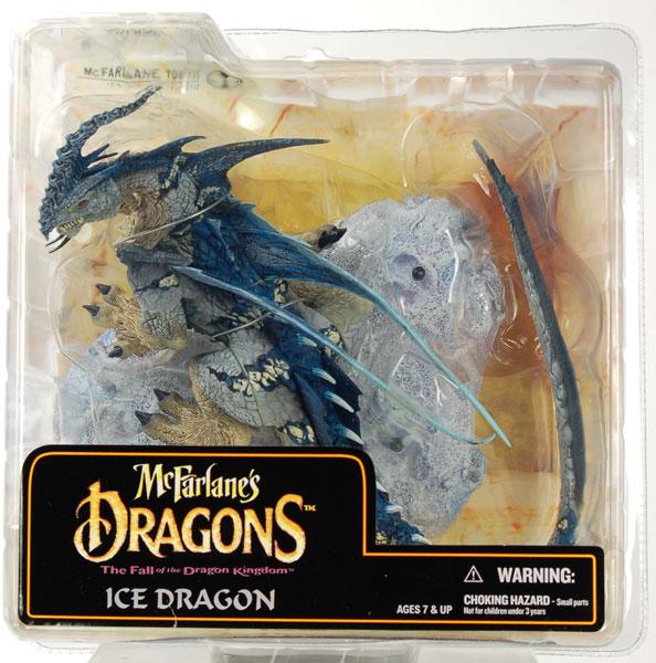 マクファーレンズ・ドラゴンズ シリーズ6 アイス・ドラゴン
