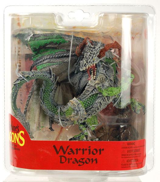 マクファーレンズ・ドラゴンズ シリーズ7 ウォーリアー・ドラゴン