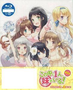 BD OVA中に1人、妹がいる! Blu-ray (この中に1人、妹がいる!)[メディアファクトリー]《在庫切れ》