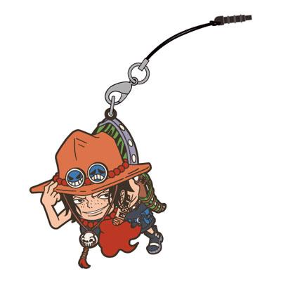 From TV animation ワンピース エース つままれストラップ(再販)[コスパ]《07月予約》