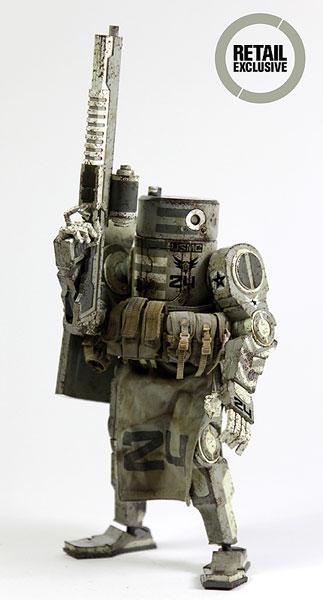 WWRp Caesar USMC(WWRp シーザー USMC) 1/12 完成品フィギュア[スリー・エー]《在庫切れ》