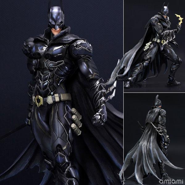 【中古】(本体C/箱B)DC Comics VARIANT プレイアーツ改 -KAI- バットマン[スクウェア・エニックス]《発売済・在庫品》