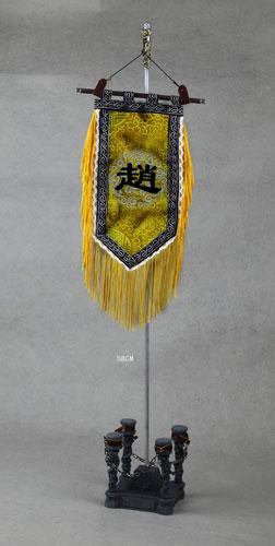 303TOYS 1/6 三国志 バトルフラッグ&剣&長槍 セット 単品