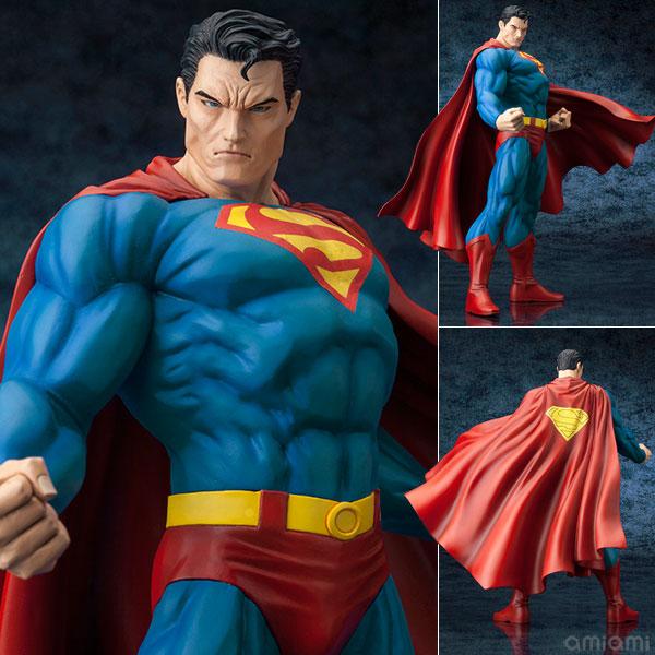 ARTFX DC UNIVERSE スーパーマン フォートゥモロー 1/6 完成品フィギュア