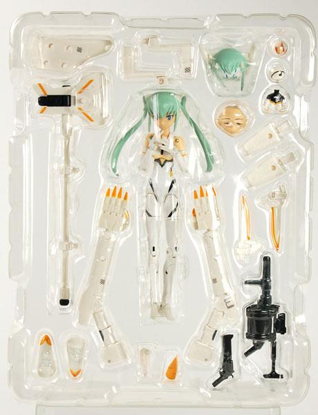 武装神姫 ストラーフ bis リペイントカラーバージョン (コナミスタイル限定商品)