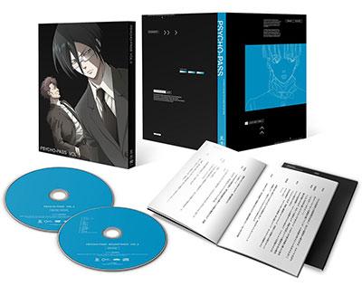 DVD PSYCHO-PASS サイコパス VOL.5  初回限定生産版[フジテレビ/東宝]《在庫切れ》