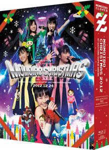 BD ももいろクローバーZ / ももいろクリスマス2012 -さいたまスーパーアリーナ大会-【初回限定版】[キングレコード]《在庫切れ》