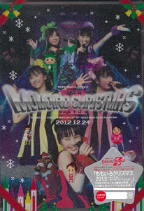 DVD ももいろクローバーZ / ももいろクリスマス2012 -さいたまスーパーアリーナ大会-【初回限定版】[キングレコード]《在庫切れ》