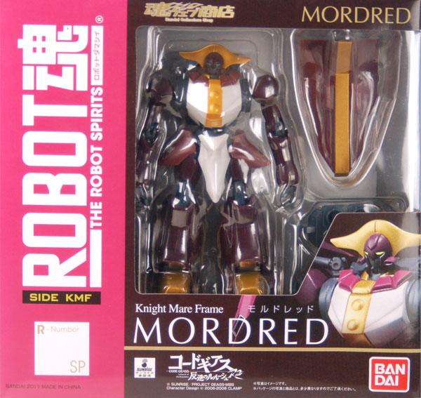 ROBOT魂 -ロボット魂-〈SIDE KMF〉コードギアス 反逆のルルーシュR2 モルドレッド(魂ウェブ限定)