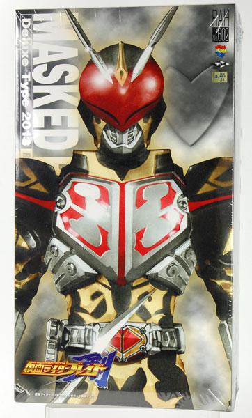 リアルアクションヒーローズ No.602 RAH DX 仮面ライダーカリス (メディコム・トイプレミアムクラブ限定)