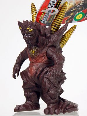 ウルトラ怪獣500 サンダーダランビア[バンダイ]《在庫切れ》