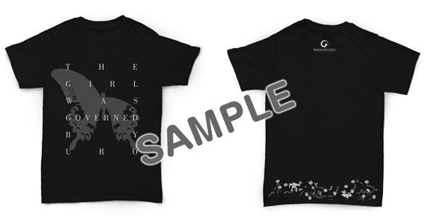 """虚ノ少女 オリジナル""""虚""""Tシャツ サイズL[CranCrownBlack]《在庫切れ》"""