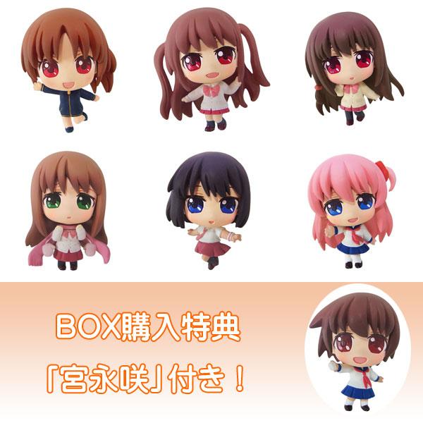 【BOX購入特典付】咲 -阿知賀編- episode of sida-A カラコレ トレーディングマスコット BOX