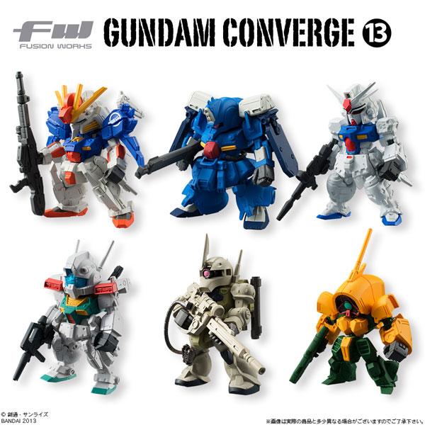 FWシリーズ GUNDAM CONVERGE(ガンダム コンバージ) 13 BOX(食玩)