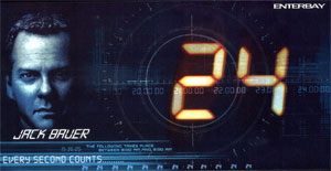 24 -TWENTY FOUR- ジャック・バウアー 12インチ フィギュア