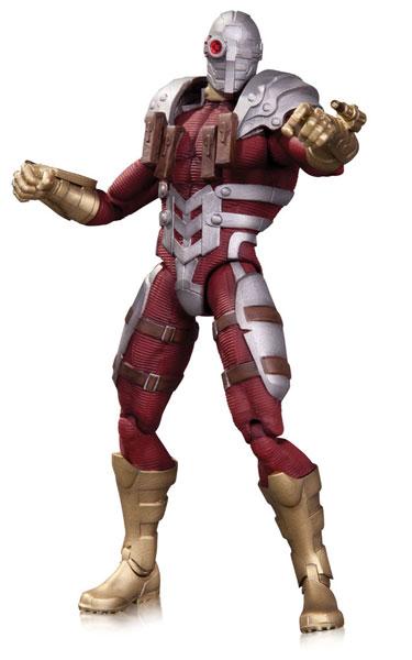 DCコミックス ザ・ニュー52 アクションフィギュア スーパーヴィランズ デッドショット 単品