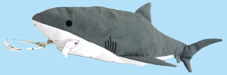 アドベンチャーシリーズ ホオジロザメのペンケース[サンライズ]《在庫切れ》
