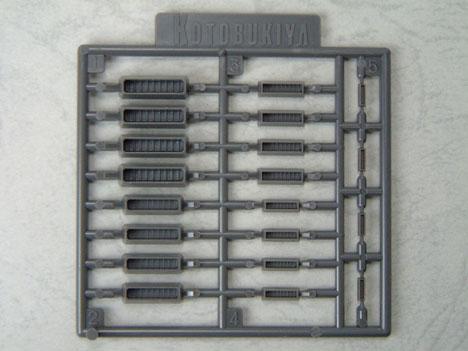 M.S.G モデリングサポートグッズ プラユニット P104R ダクトノズル(再販)[コトブキヤ]《在庫切れ》