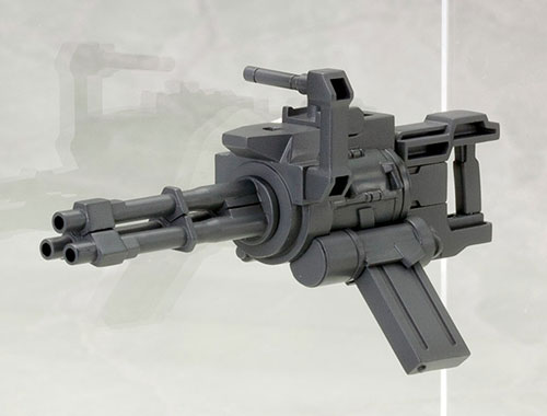 M.S.G モデリングサポートグッズ ウェポンユニット29 ハンドガトリングガン(再販)[コトブキヤ]《11月予約》